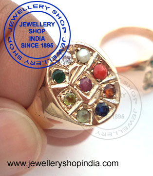 Navratna Ring for Men