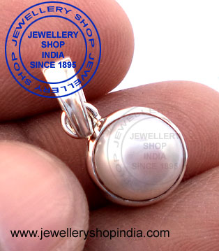 Pearl Pendant for Women and Men