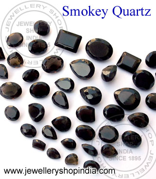 Real Smokey Topaz - Genuine Natural Semi Precious Gemstone