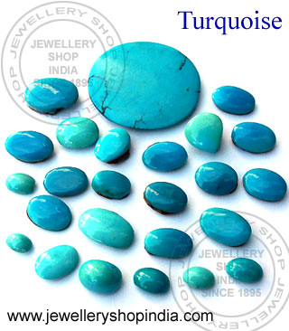 Real Turquoise - Genuine Natural Semi Precious Gemstone