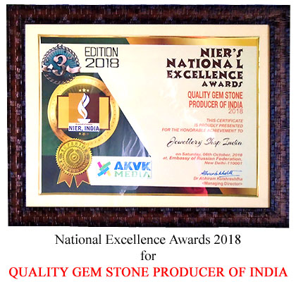 Gemstone Jewellery Award